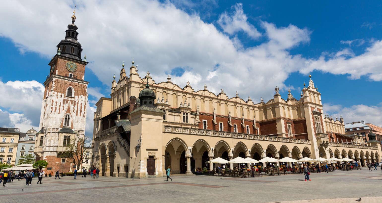 Kraków i okolice. Miejsca, które warto zobaczyć